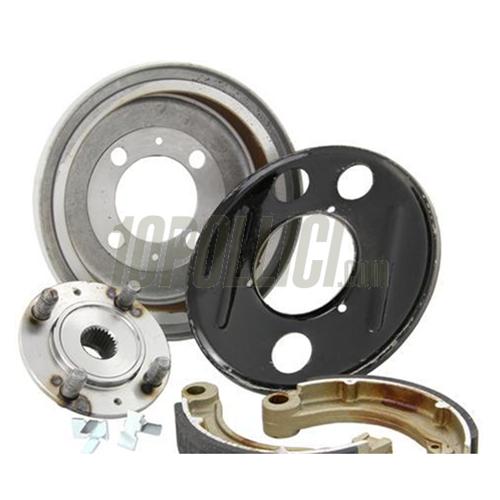 Drum Brake Conversion Kit from 10