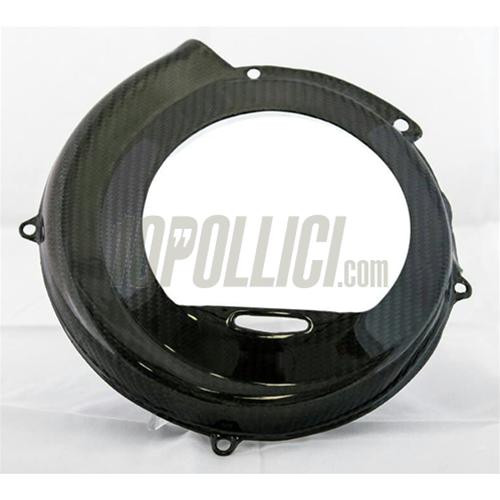 Flywheel Cover Tomas Compositi Open Vespa 50 90 125 Et3 Primavera Carbon Fiber