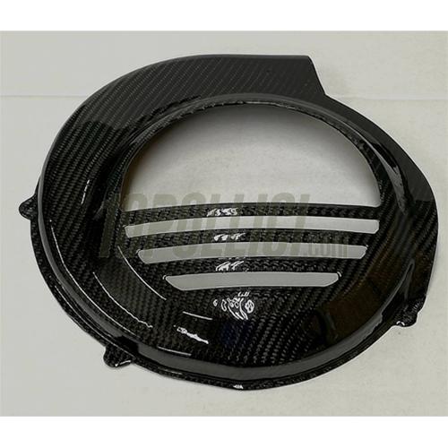 10pollici 16629 Flywheel Cover Tomas Compositi Vespa Px Elestart Carbon Fiber