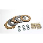 Dischi frizione PINASCO VESPA PX 125, 150, VNB, GT, SPRINT, completi di infradischi e 6 molle